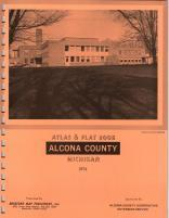 Title Page, Alcona County 1974